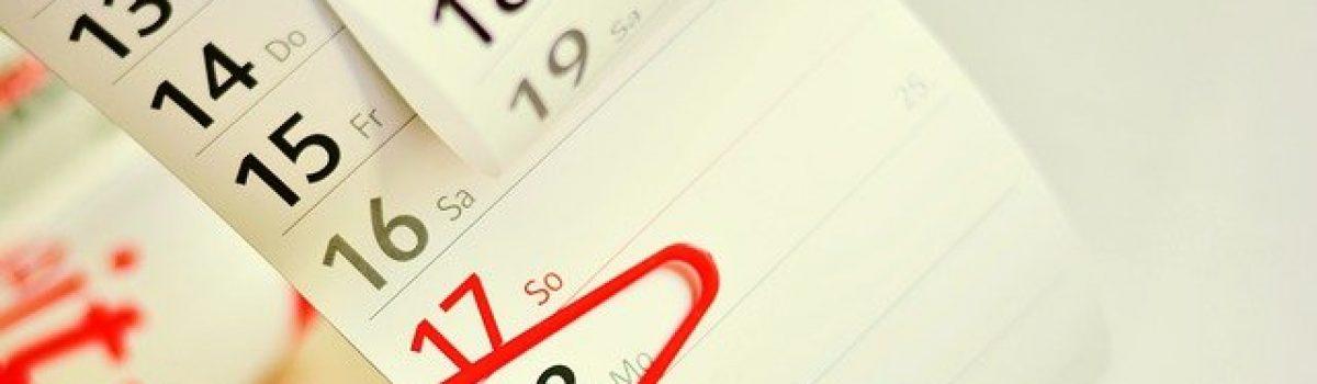 Vente de calendriers