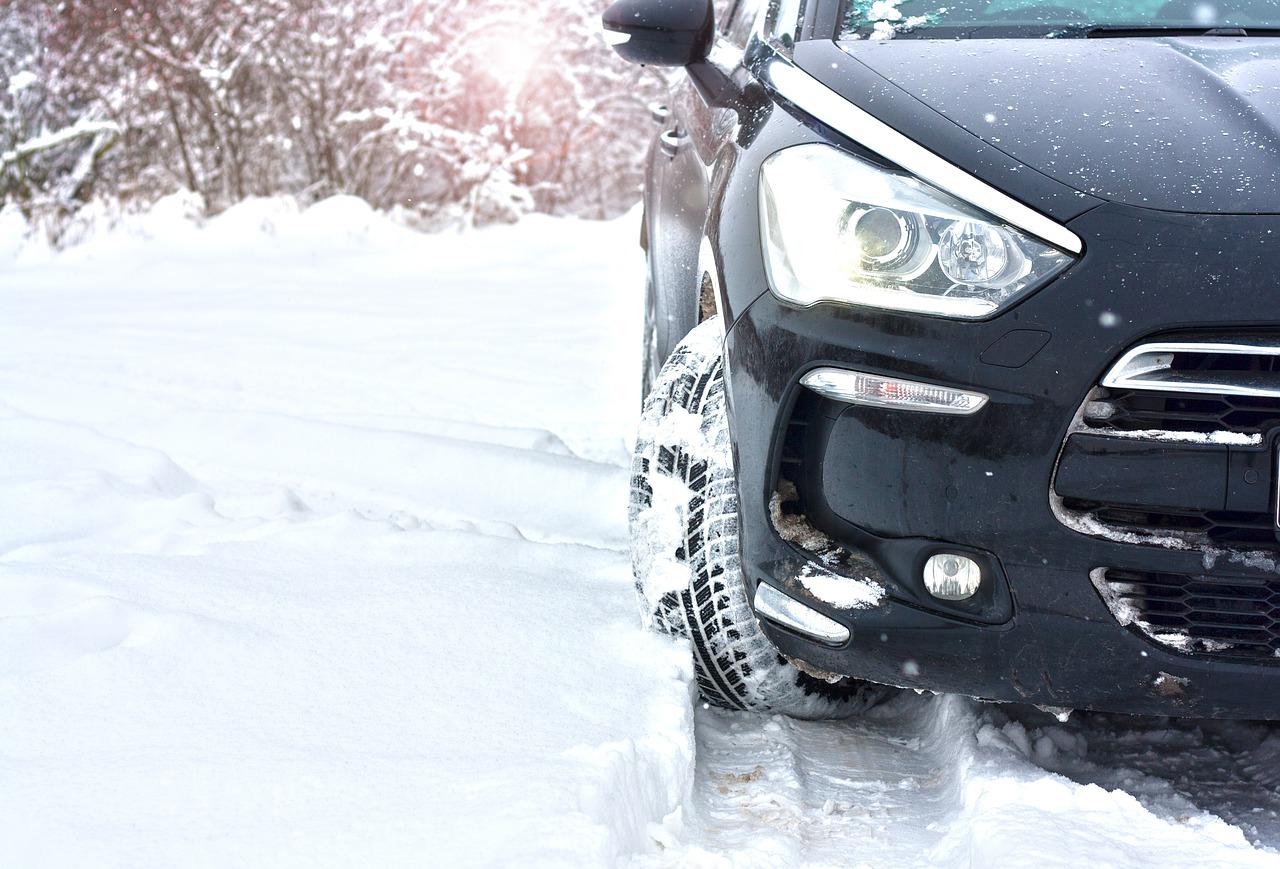 Zones montagneuses : équipez vos véhicules