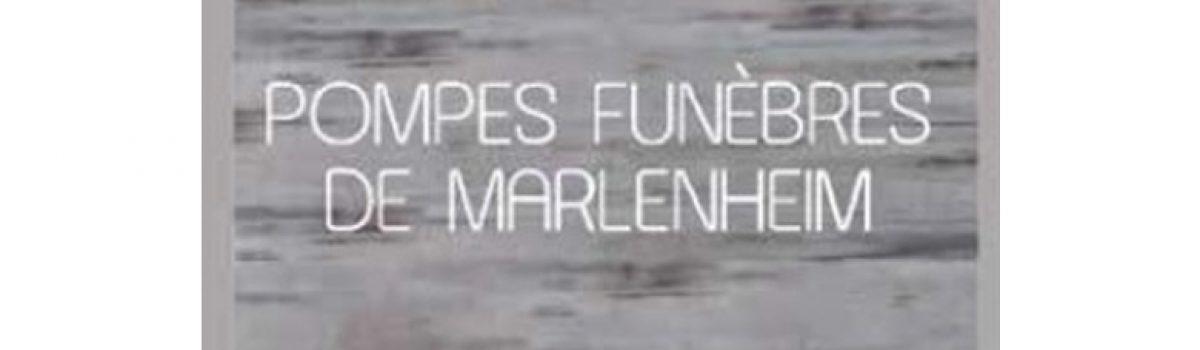 Pompes funèbres de Marlenheim