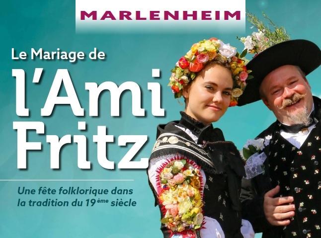 Mariage de l'Ami Fritz : Tombola